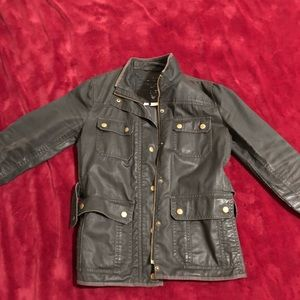 Women's J Crew Barbour Jacket